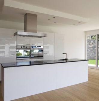 Example of how we can build your kitchen