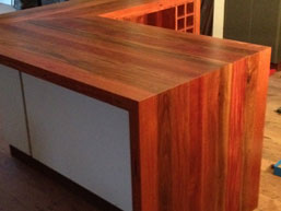 Wooden Timber Benchtop