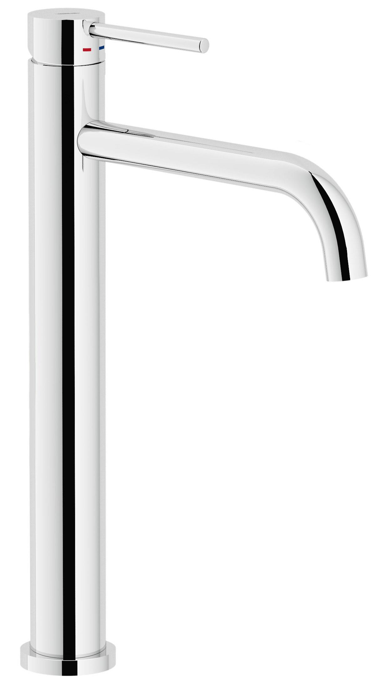 Nobili Live Swivel Stainless Steel Tap
