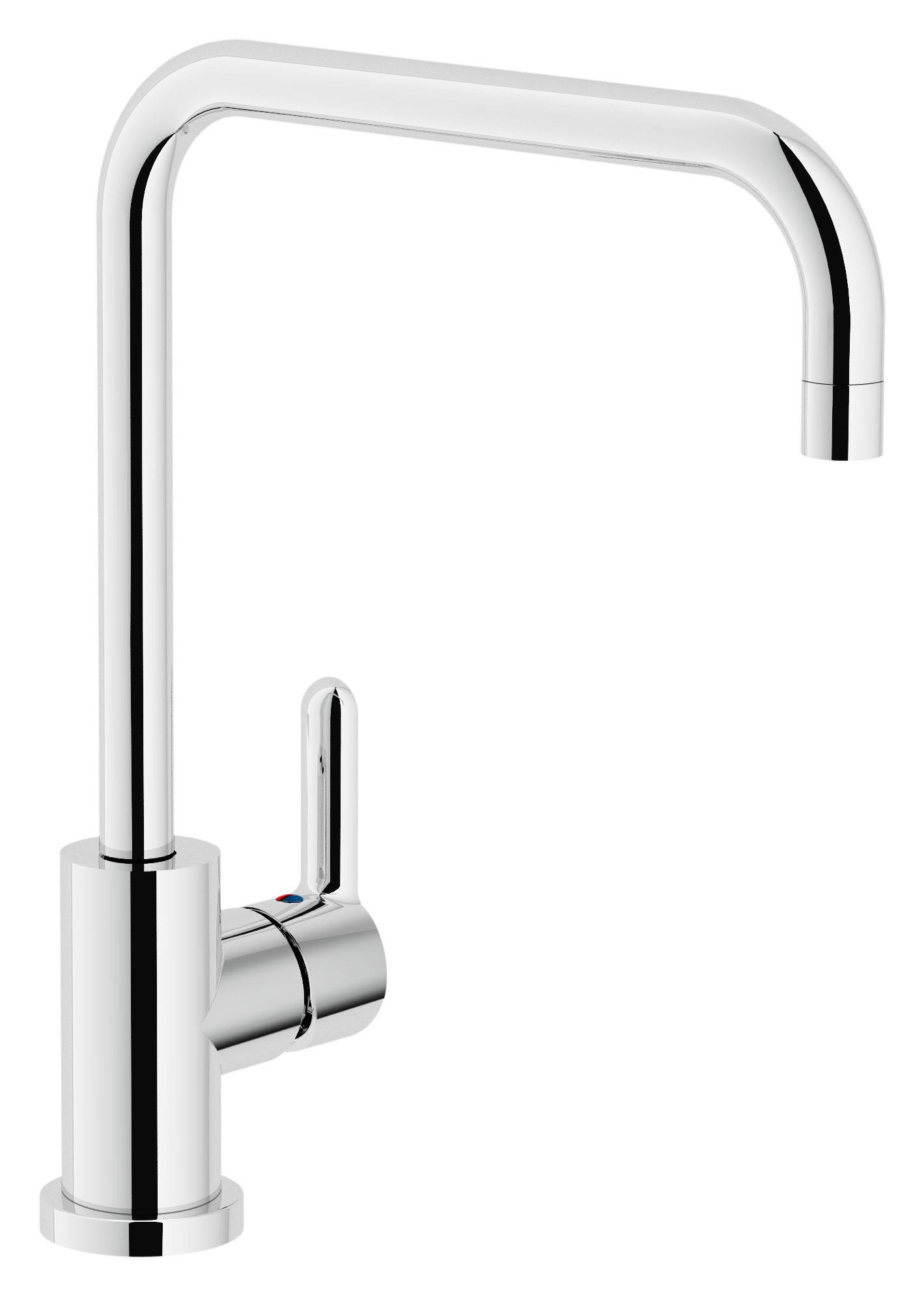 Nobili Abc Swivel Chrome Tap