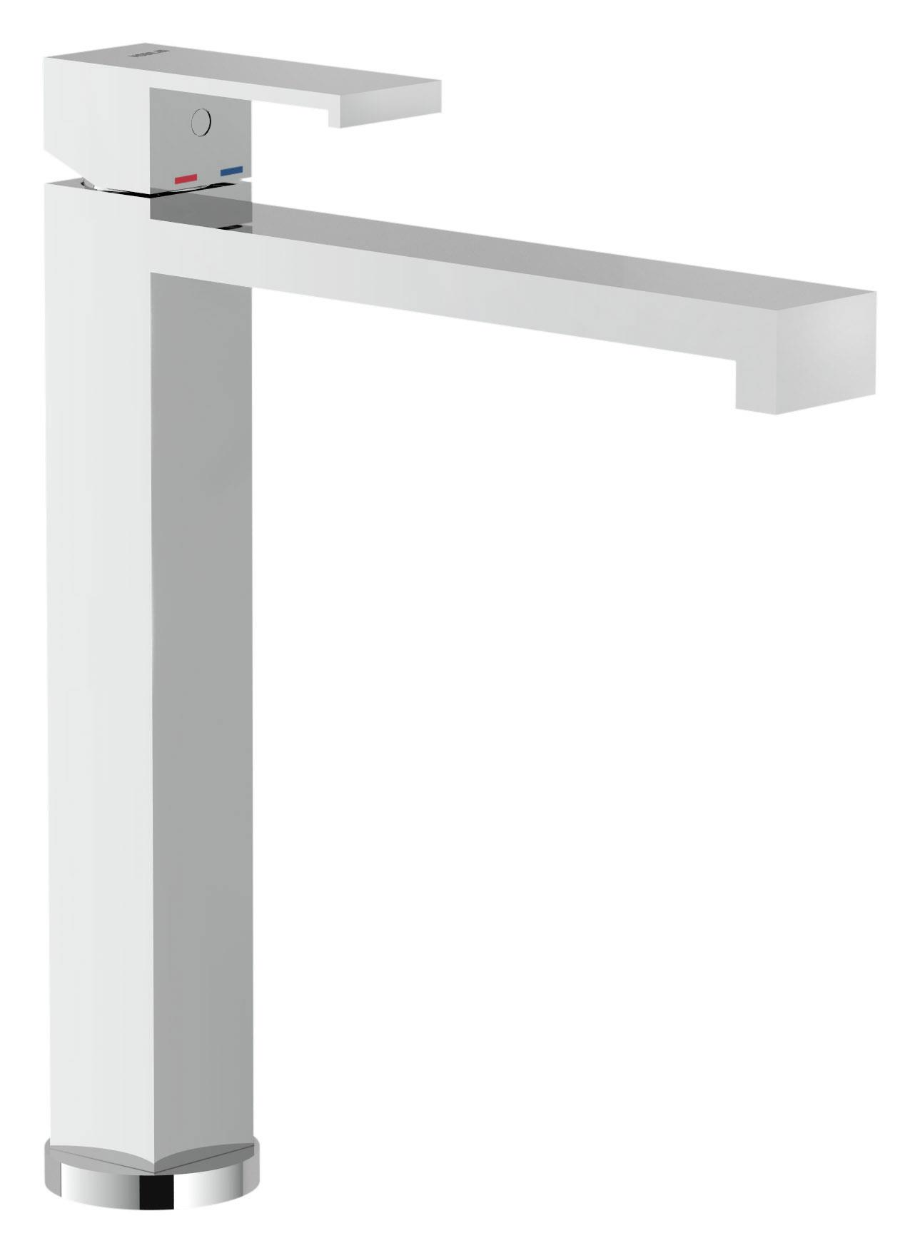 Nobili Dox Swivel Stainless Steel Tap
