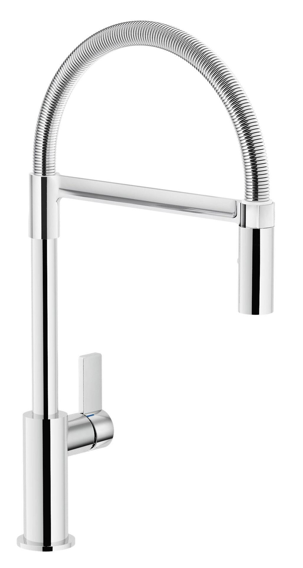 Nobili Flag Flexi Hose Chrome Tap